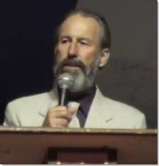 """Vittorio Fiorese, direttore della tenda 2 di """"Cristo è la Risposta"""""""