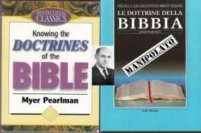 Le ADI hanno manipolato il libro: Dottrine della Bibbia, di Pearlman