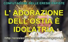ostia-idolatria