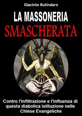 Copertina del libro La Massoneria smascherata