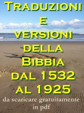 Traduzioni e versioni della Bibbia