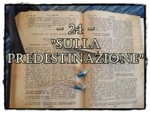 24-predestinazione